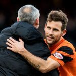 Dundee United playmaker Tony Andreu praised for his workrate