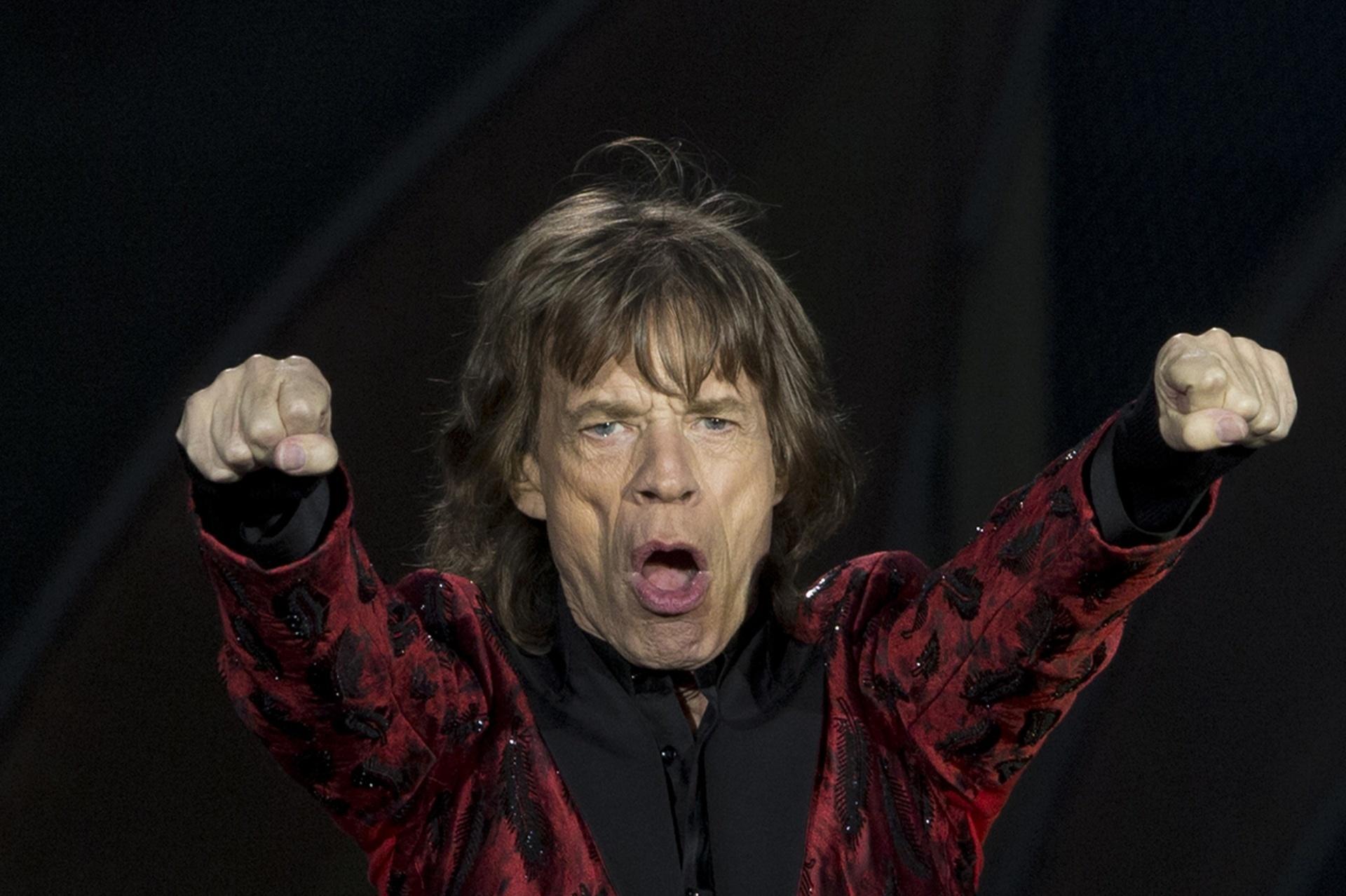 Mick Jagger (stock image).