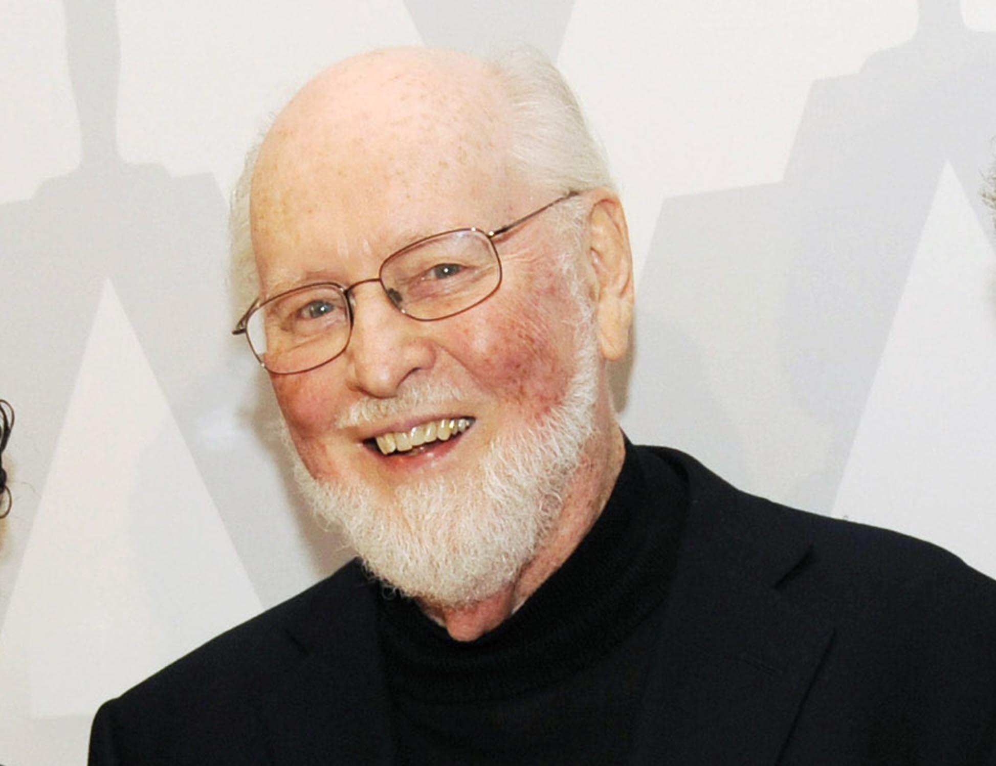 Composer John Williams