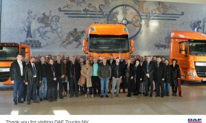 Dundee tachograph firm explores further European ventures