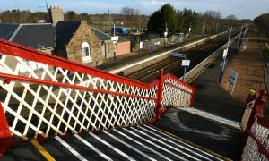 Barry Links keeps crown as Scotland's quietest railway station