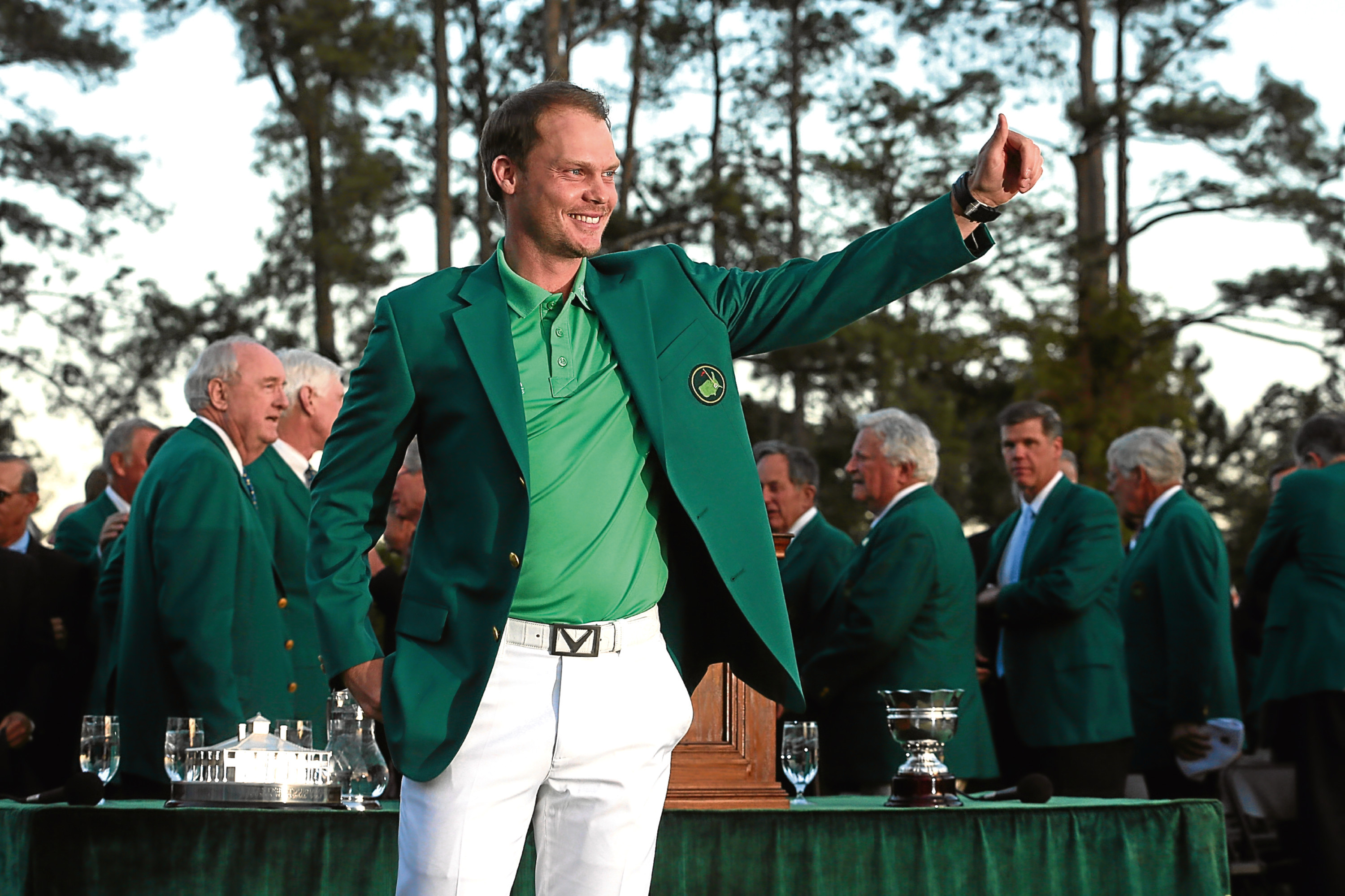 Was Danny Willett's poor SPOTY showing down to the BBC's curtailed coverage of golf or the public's antipathy to the game?