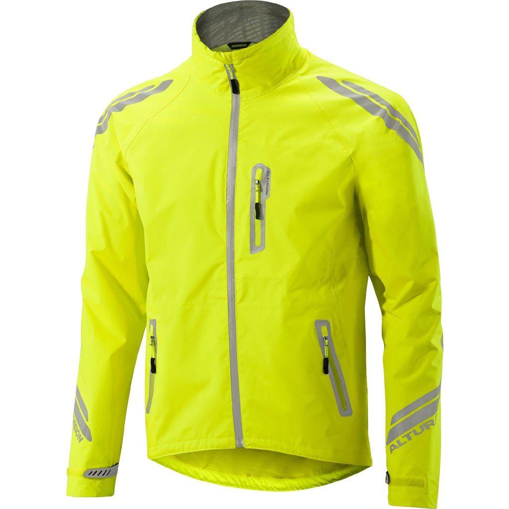 Altura Nightvision Waterproof Jacket, £80.