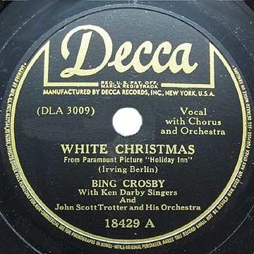 1942 version of White Christmas