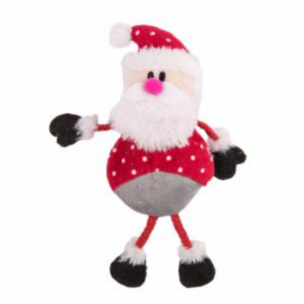 Pets at Home Christmas Catnip Santa Cat Toy, £3.
