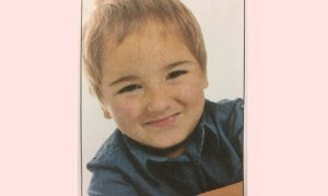 Concern for missing Angus five-year-old Charlie Caston