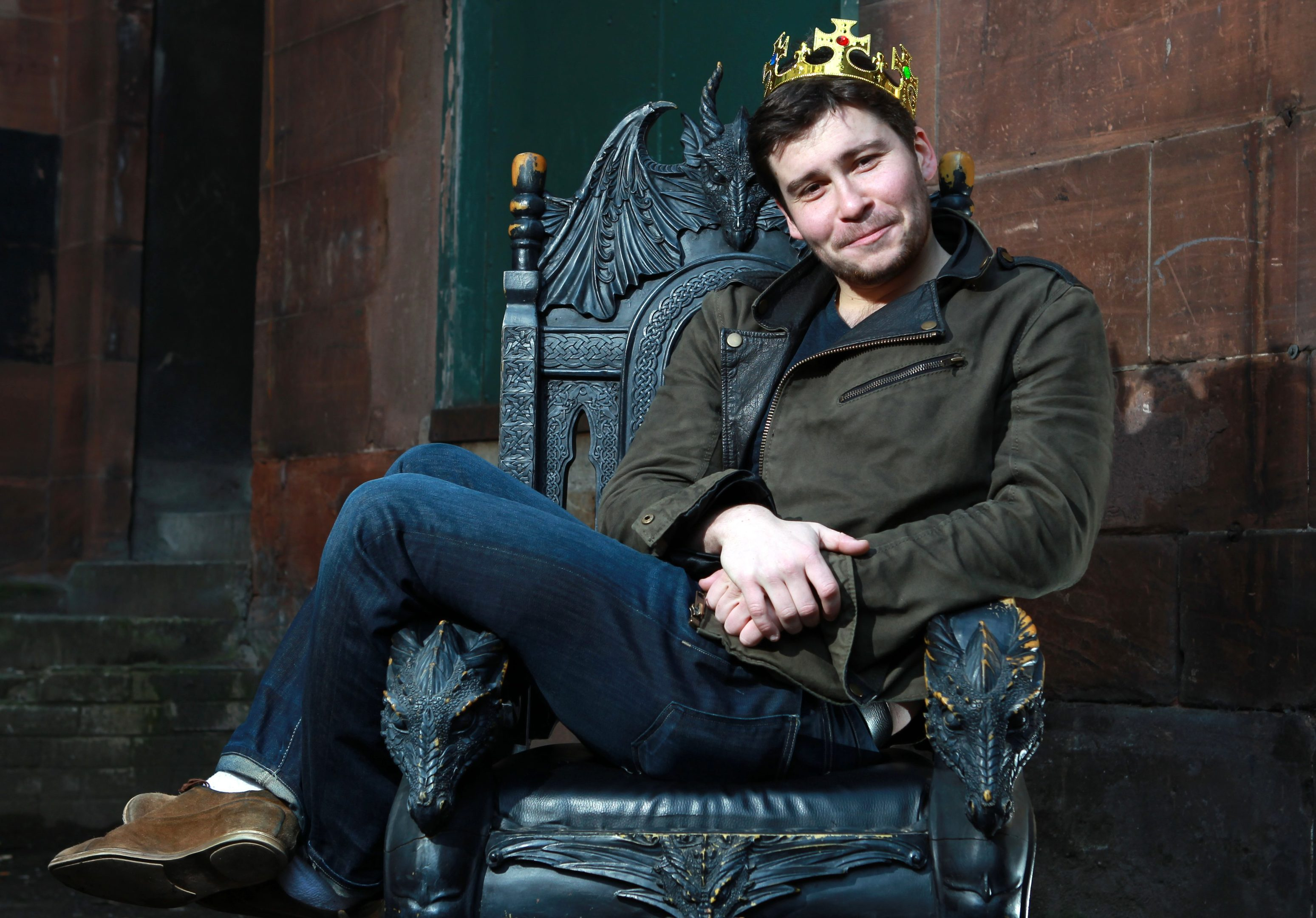 Game of Thrones star Daniel Portman to narrate RSNO version of The Snowman in Dundee