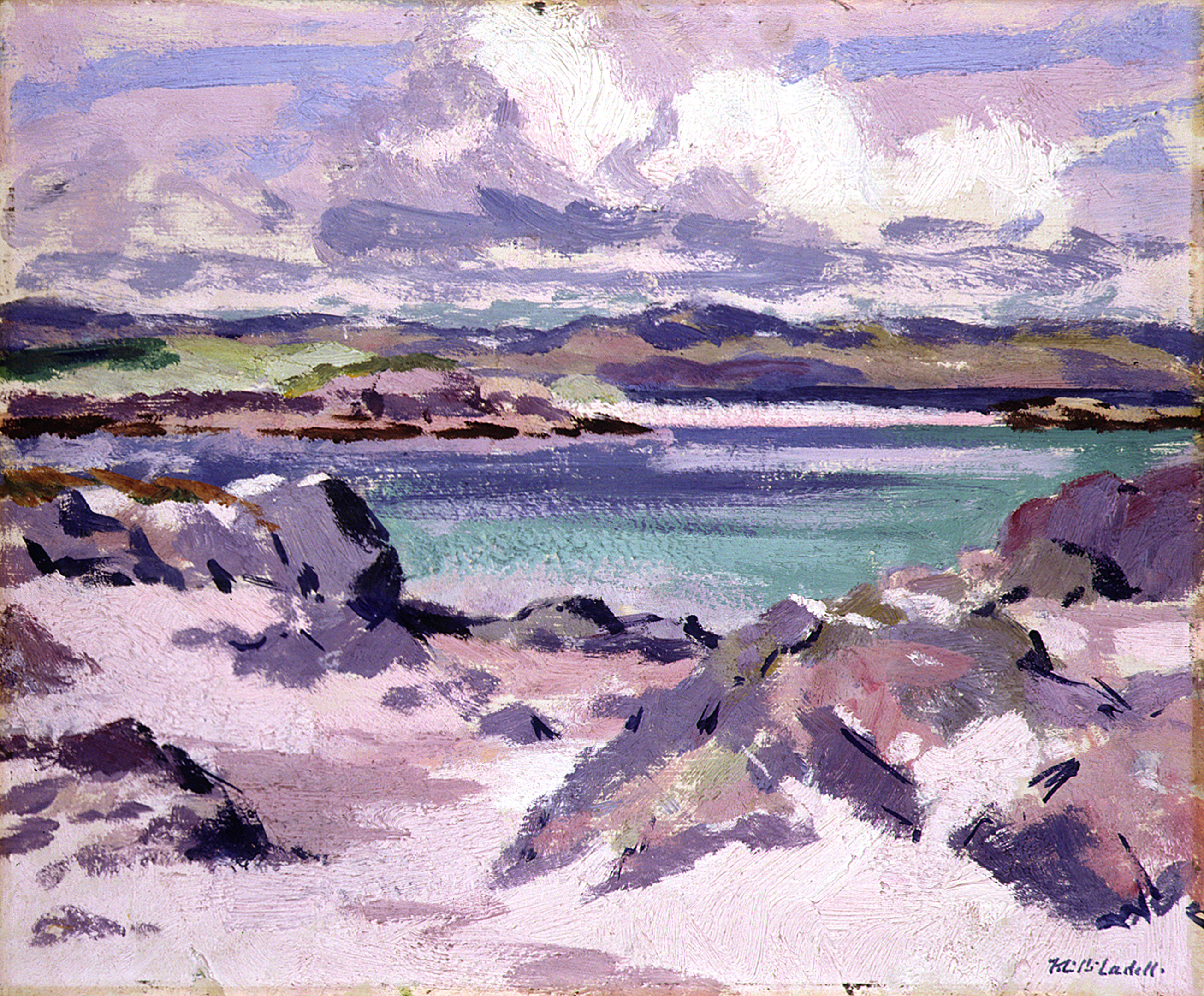 Iona by Cadell.