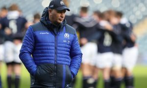 Scotland attack coach Jason O'Halloran has turned down a coaching post with the Lions.