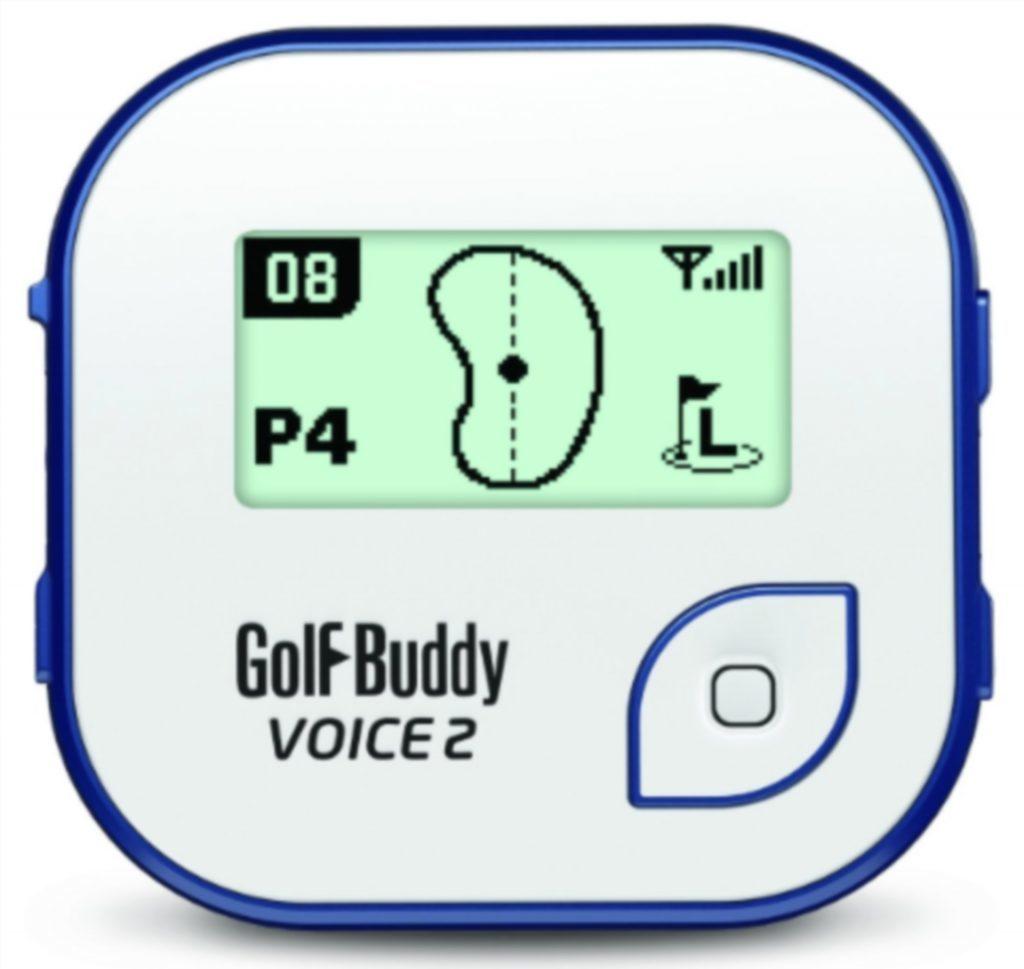 GolfBuddy Voice 2 GPS RangeFinder, £114.95.