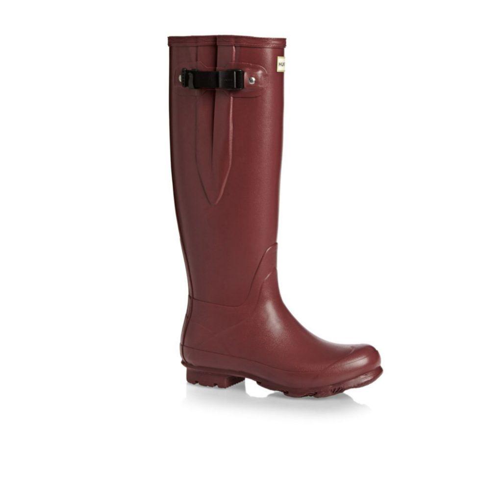 Hunter Norris Field Side Adjustable Wellington Boots, £95.