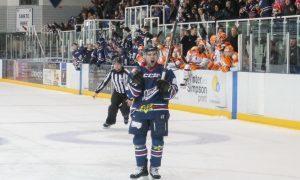 Dundee Stars 'Facing Off' on new ice hockey TV show
