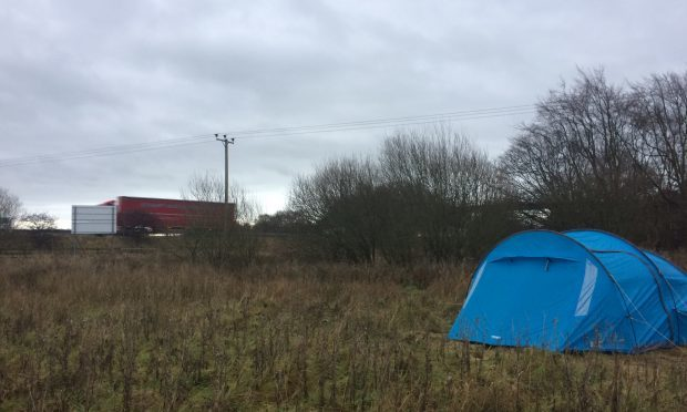 Amazon campers