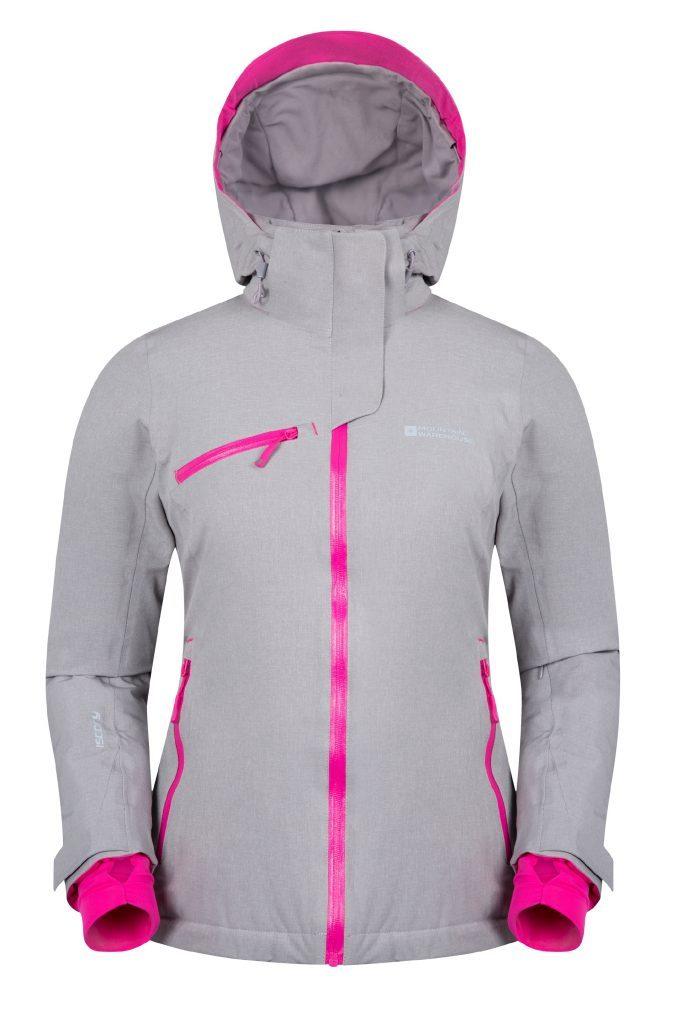 The Isola Extreme Women's Ski Jacket, £119.99, from Mountain Warehouse.