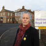 Warning Montrose Royal Infirmary could close within days