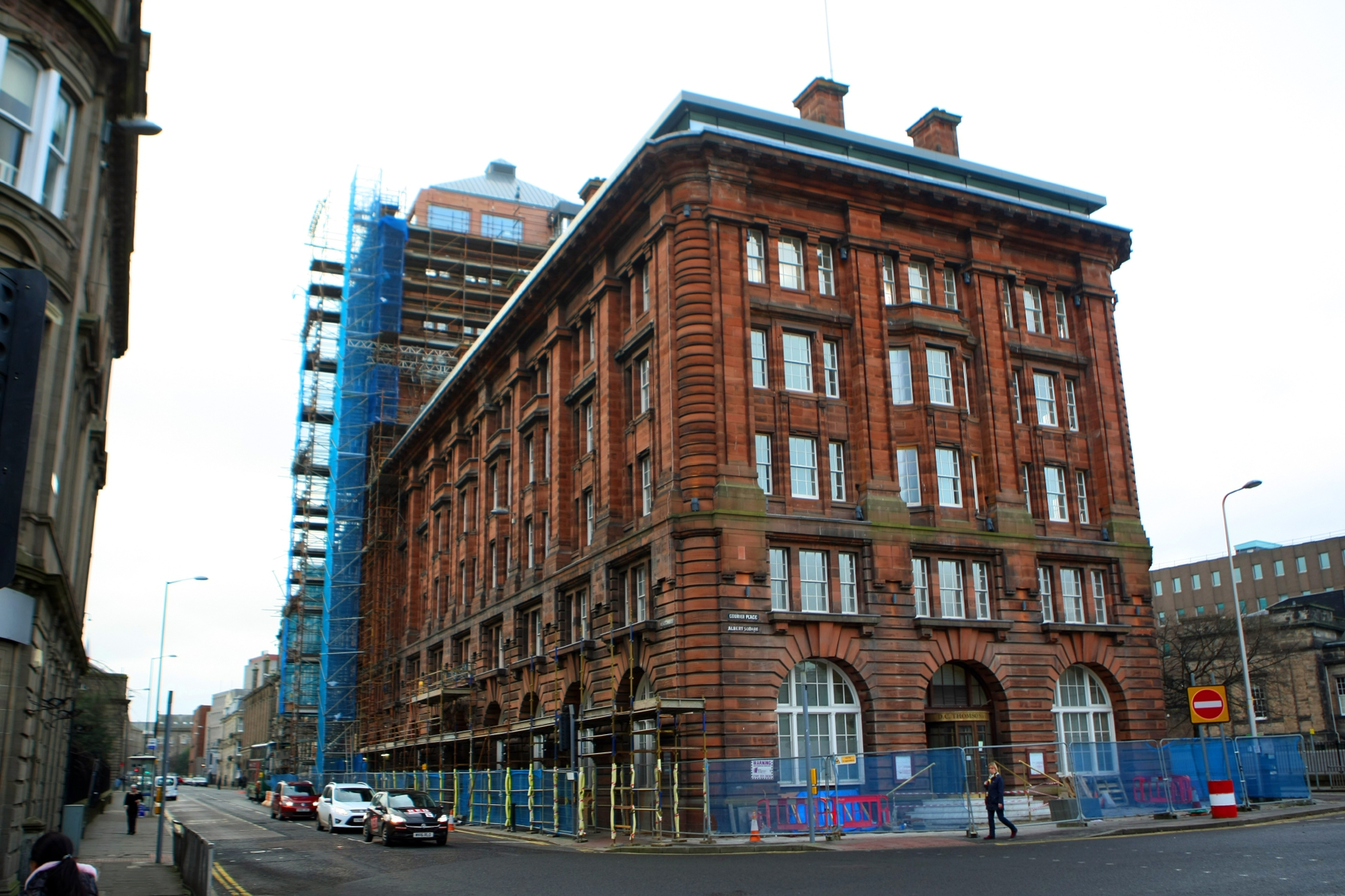 DC Thomson will be returning to its  Meadowside headquarters next year.