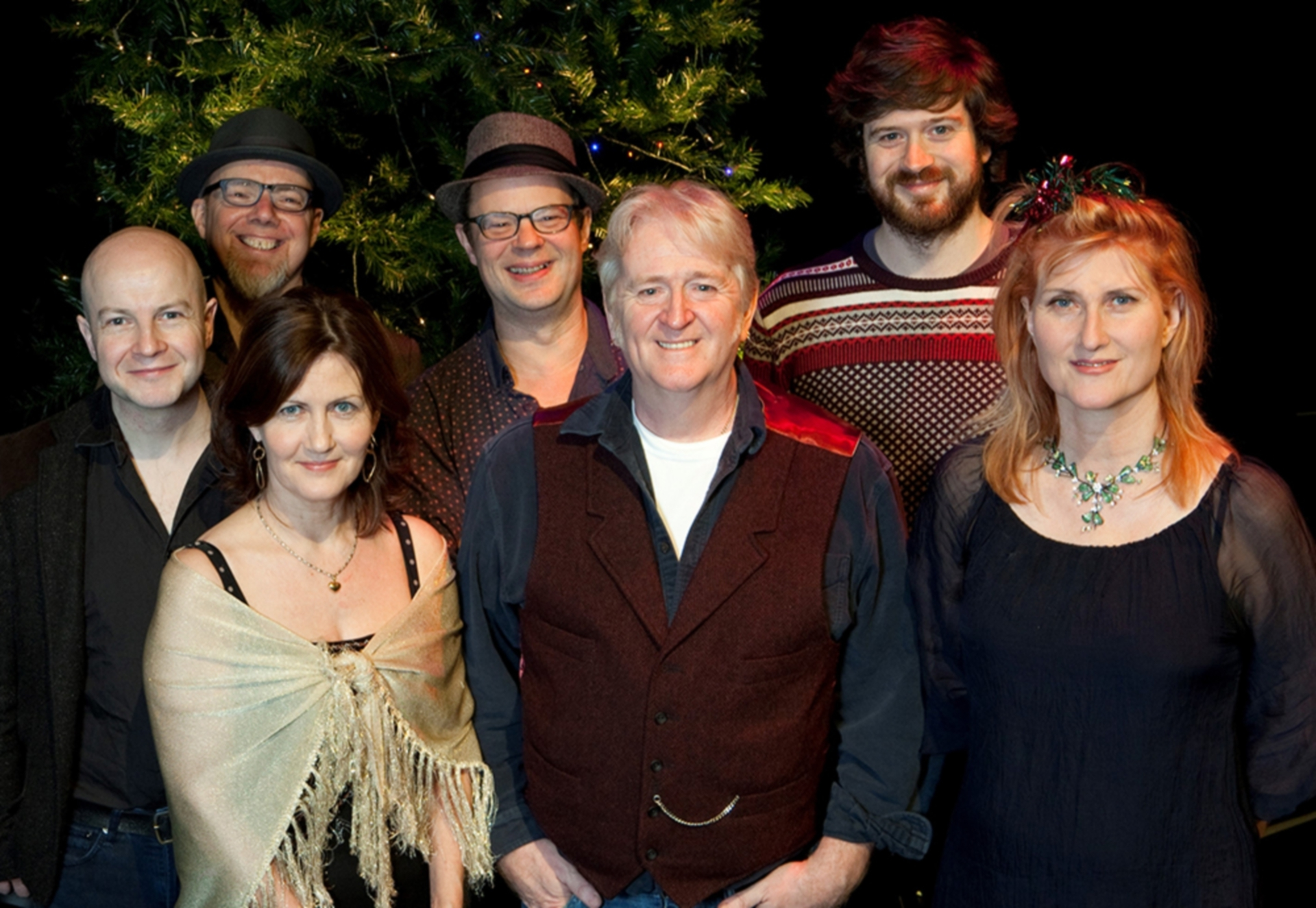Phil Cunningham and friends are hosting their annual Christmas Songbook at venues across Scotland.