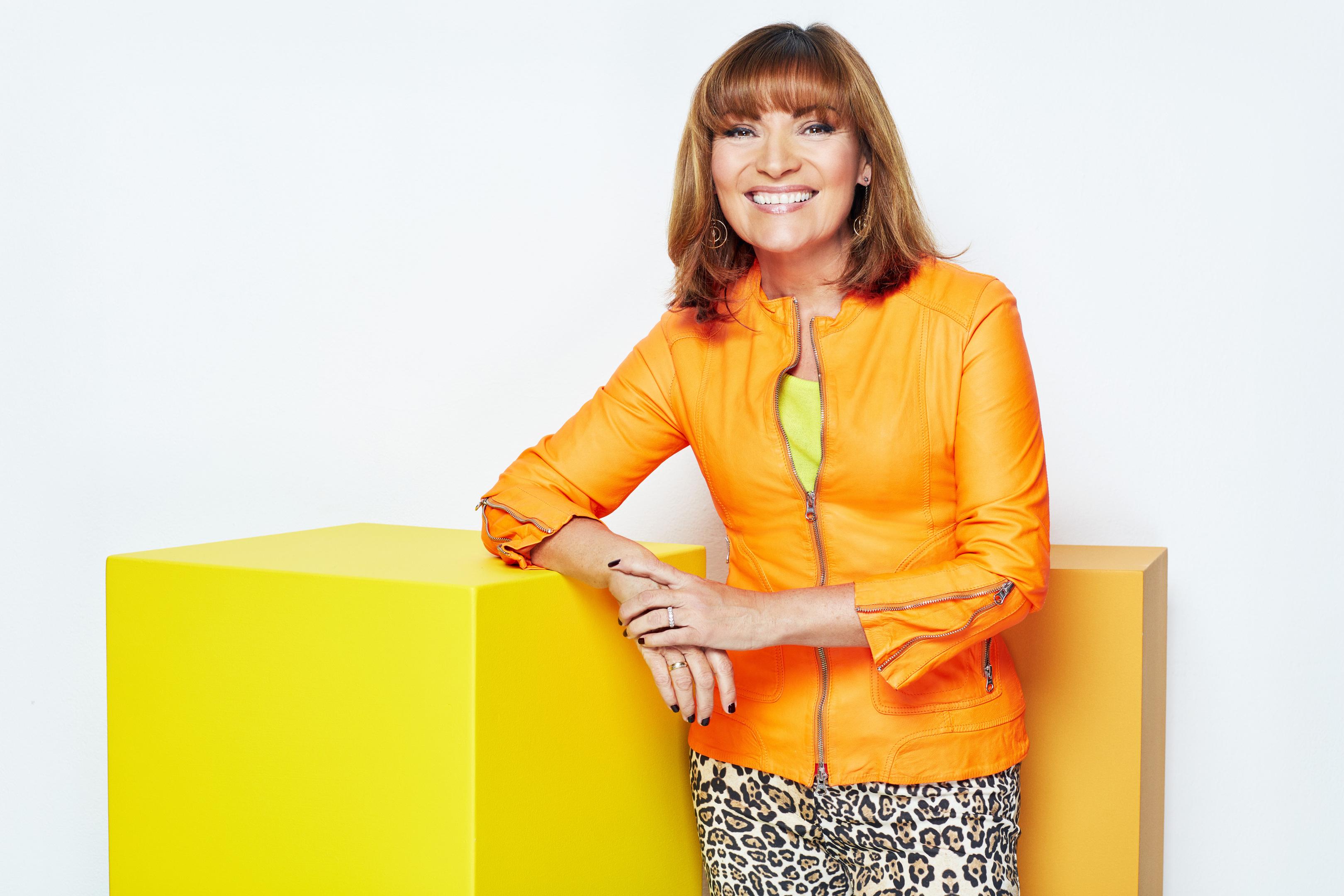 Lorraine Kelly in Good Housekeeping.