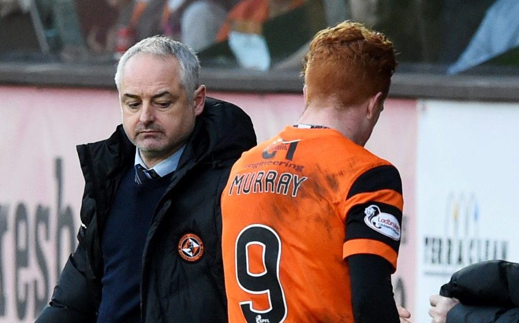 Ray McKinnon and Simon Murray.