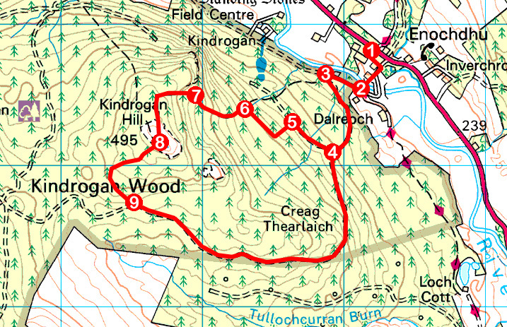 take-a-hike-146-january-7-2017-kindrogan-hill-strathardle-perth-kinross-os-map-extract