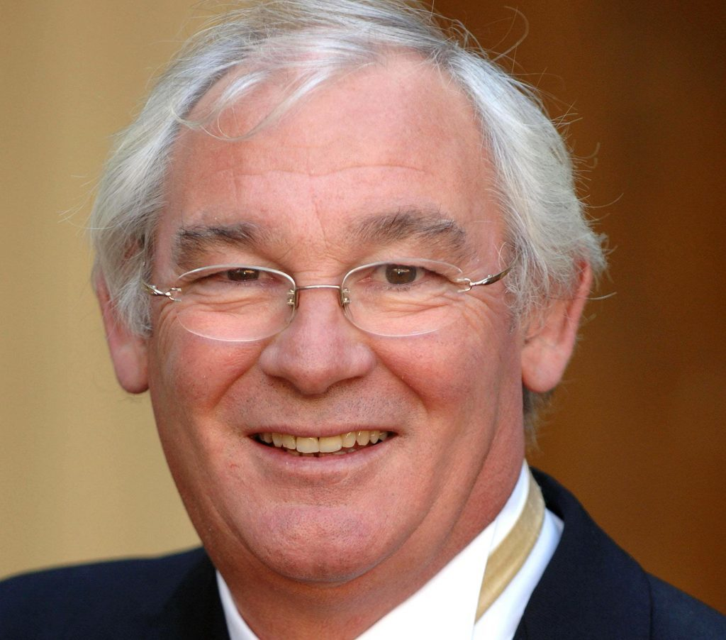 Fife Provost Jim Leishman