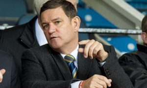 St Johnstone chairman Steve Brown hits back at former player Tam Scobbie