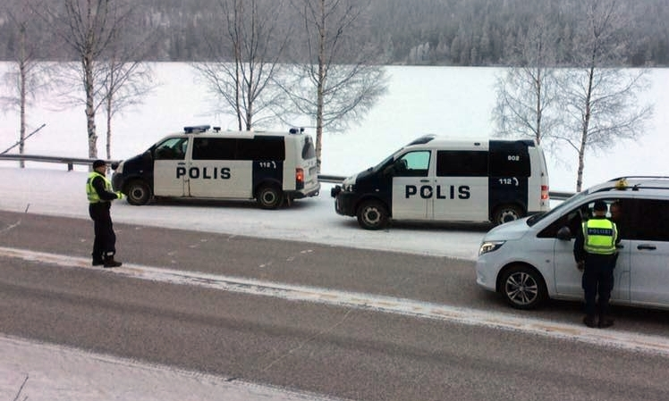 Police in Finland are investigating.