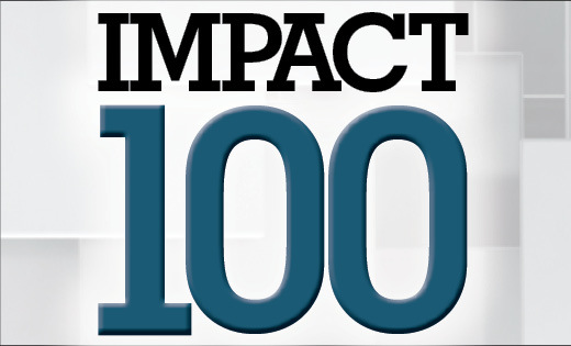 The Courier's Impact 100 is back!