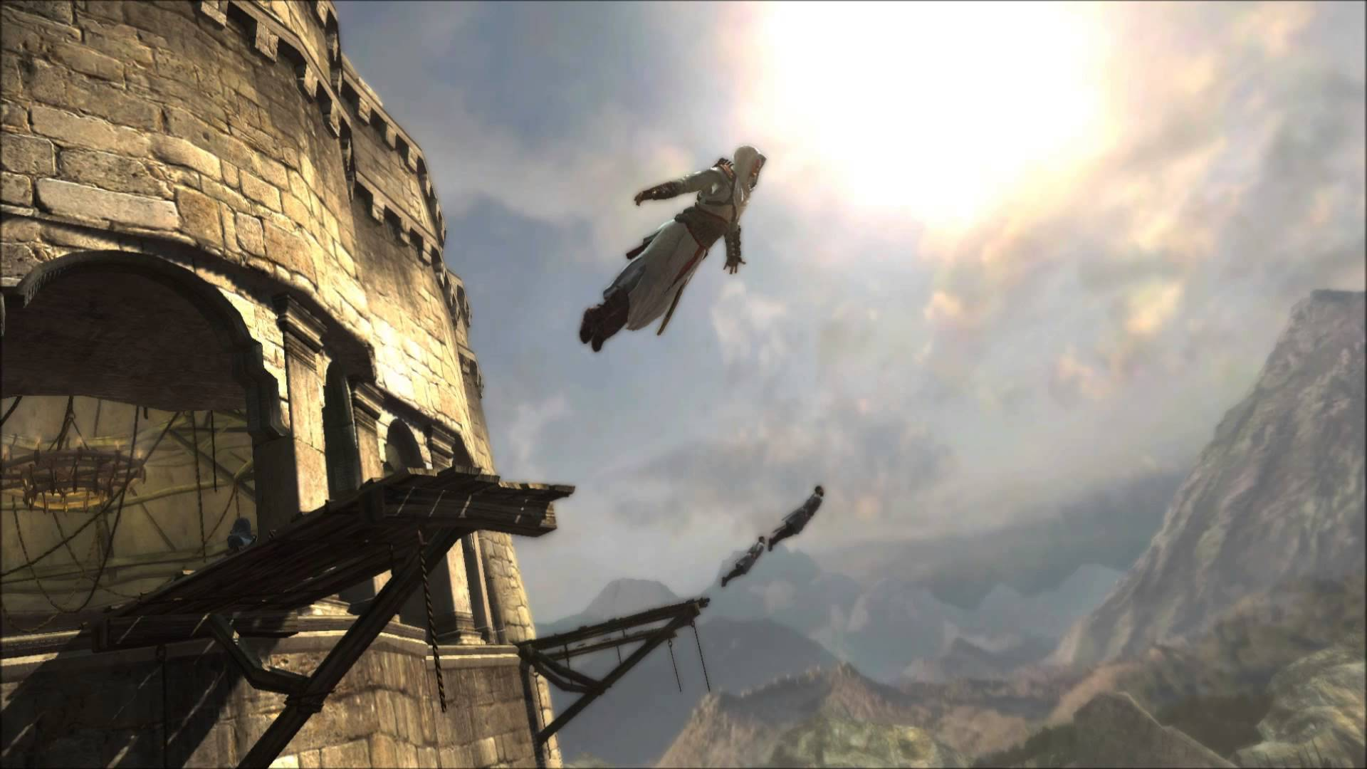 The stuntman will recreate the famous jump from the long-running videogame