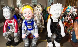 Whoop whoop! Oor Wullie topped The Courier's 2016 Impact 100!