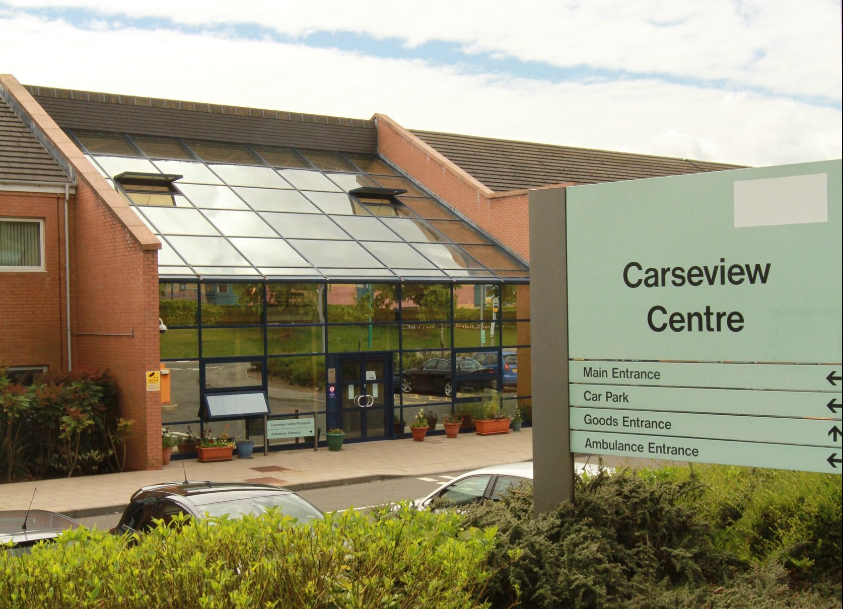 An independent inquiry is being held into suicides connected with the Carseview Centre