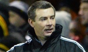 East Fife boss Barry Smith's playing resources stretched for Brechin game