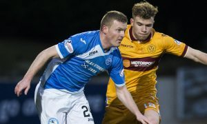 St Johnstone's Brian Easton signs new deal
