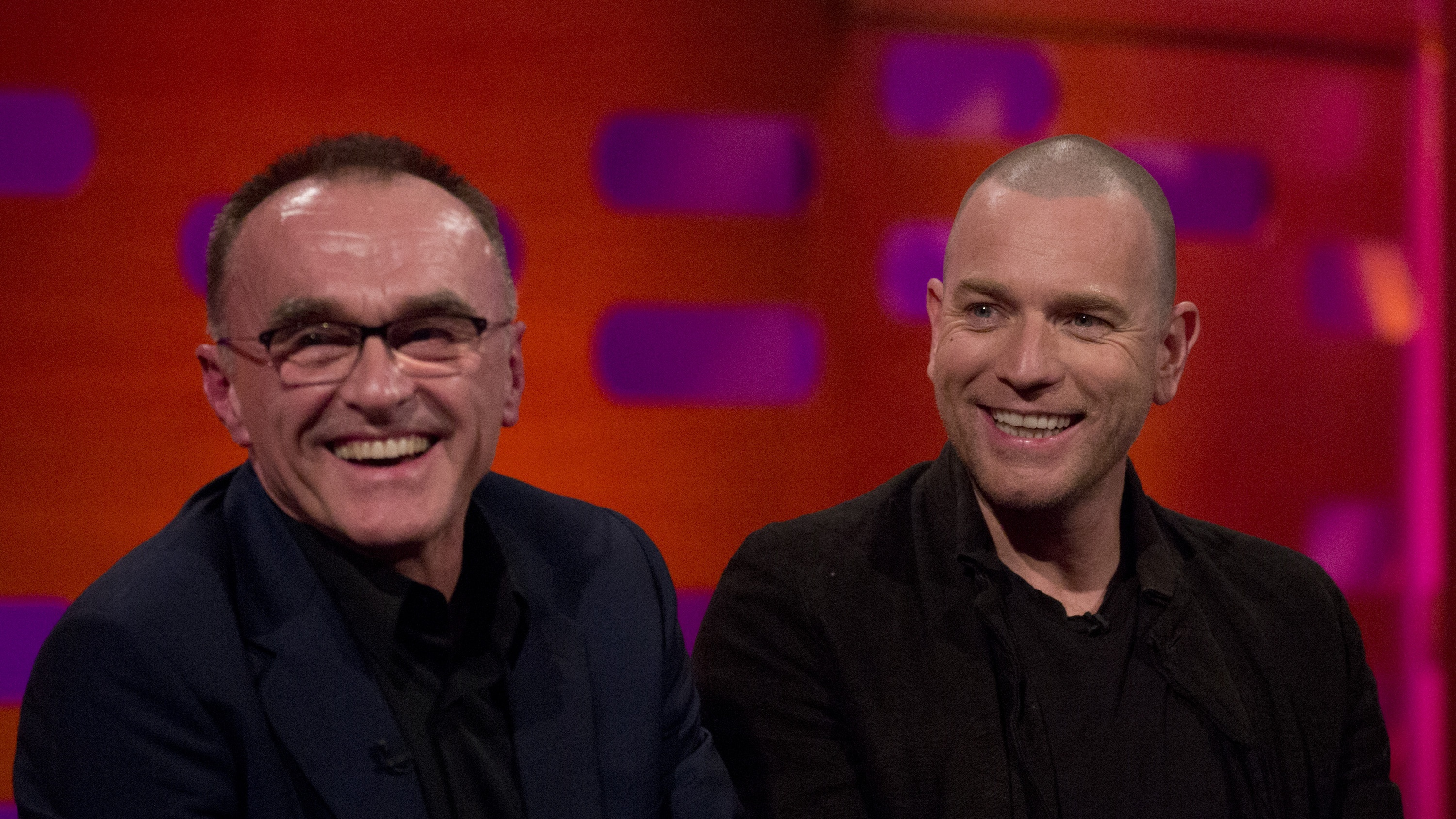 Danny Boyle takes on Ewan McGregor in a quiz on 1996