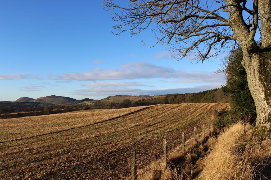 2-a-view-over-farmland-towards-the-sidlaw-hills-james-carron-take-a-hike