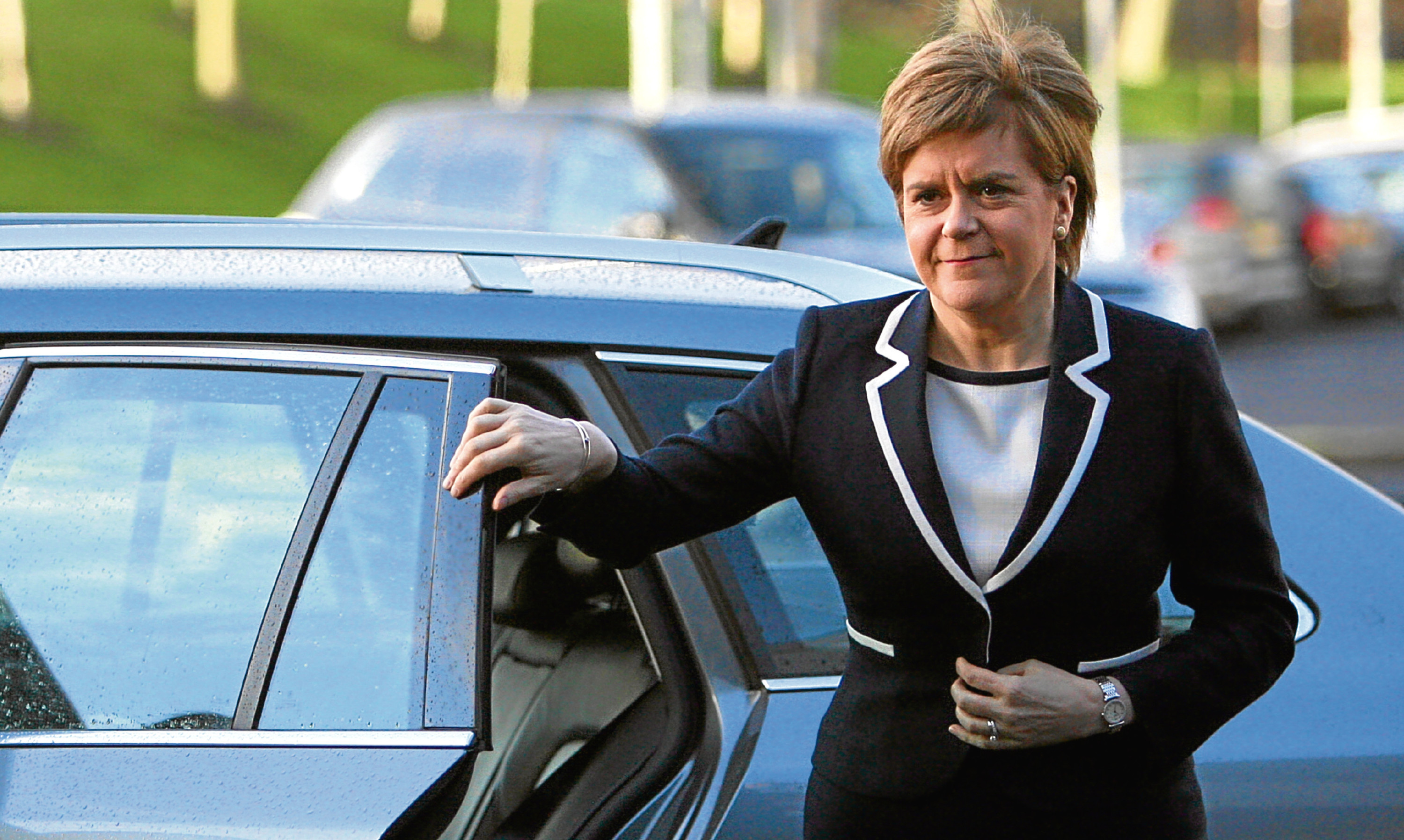 Nicola Sturgeon has issued various threats over Brexit but Alex can see no real reason why Theresa May's Westminster government should take much notice.