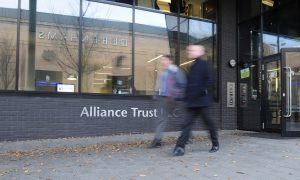 "Alliance Trust eyes more ""settled"" future as rebel shareholder departs"