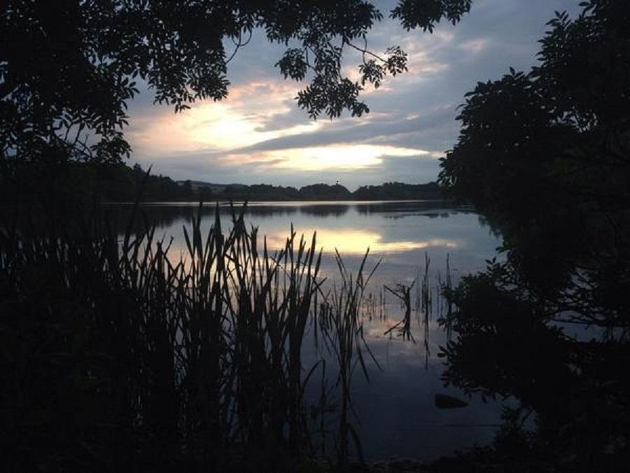 Balgavies Loch.