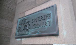Forfar Sheriff Court