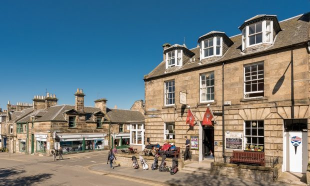 The famous golf-themed Dunvegan Hotel in St Andrews has changed hands but its special atmosphere will remain.