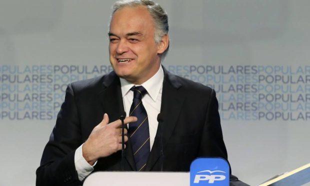 Spanish MEP Esteban González Pons