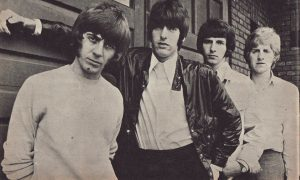 Pete Kircher, Colin Hare, Jim Kelly and Ray Cane from Honeybus