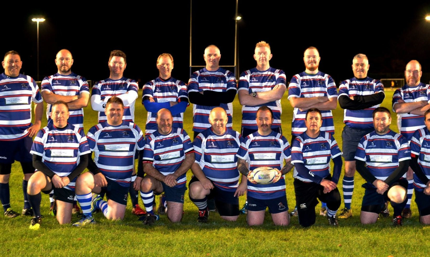 Players from the veteran Howe of Fife Knights team were called into action in the club's moment of need.