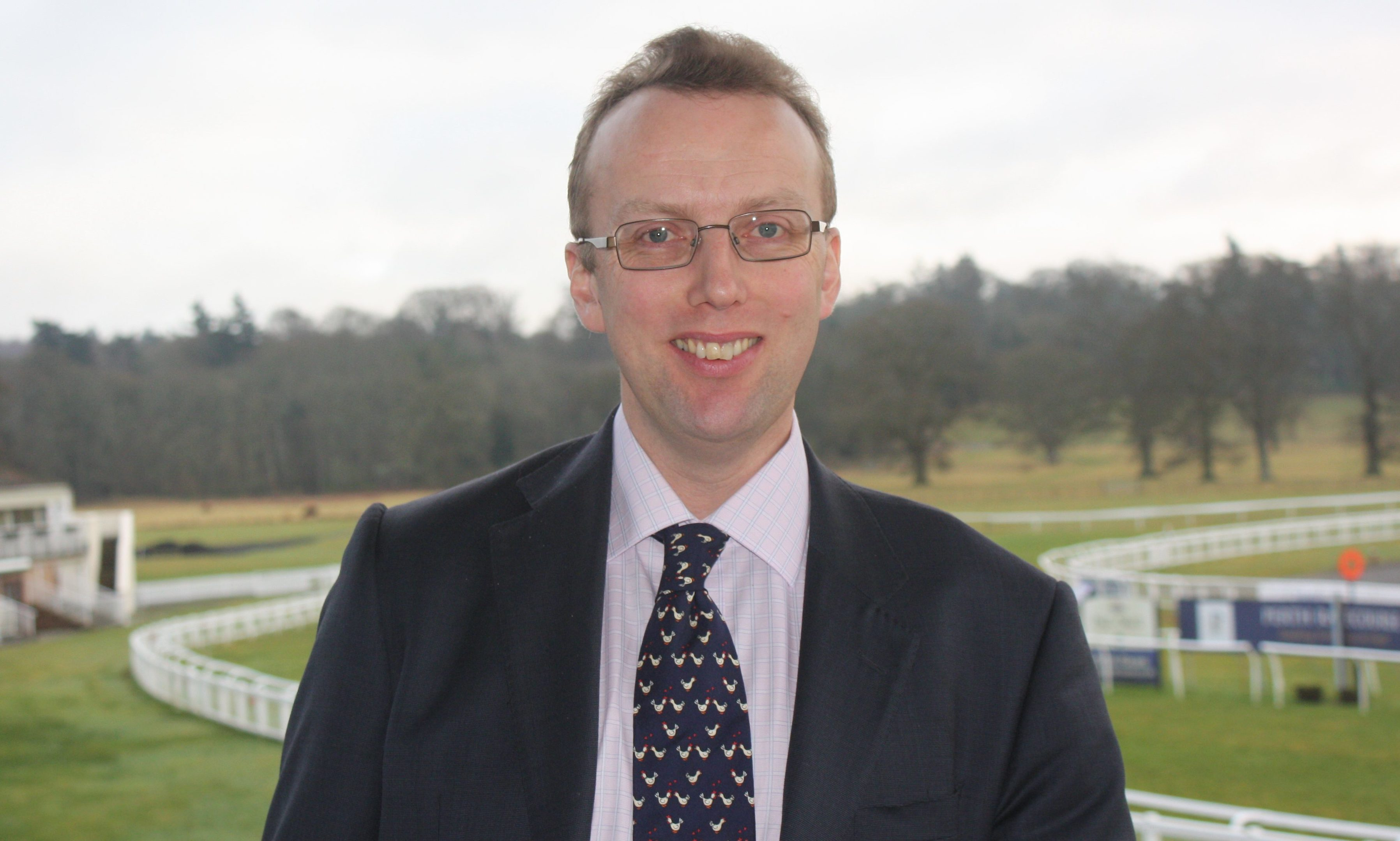 Julian Bell encouraged arable farmers to explore local markets during his address at Agronomy 2017 Scotland) at Perth Racecourse