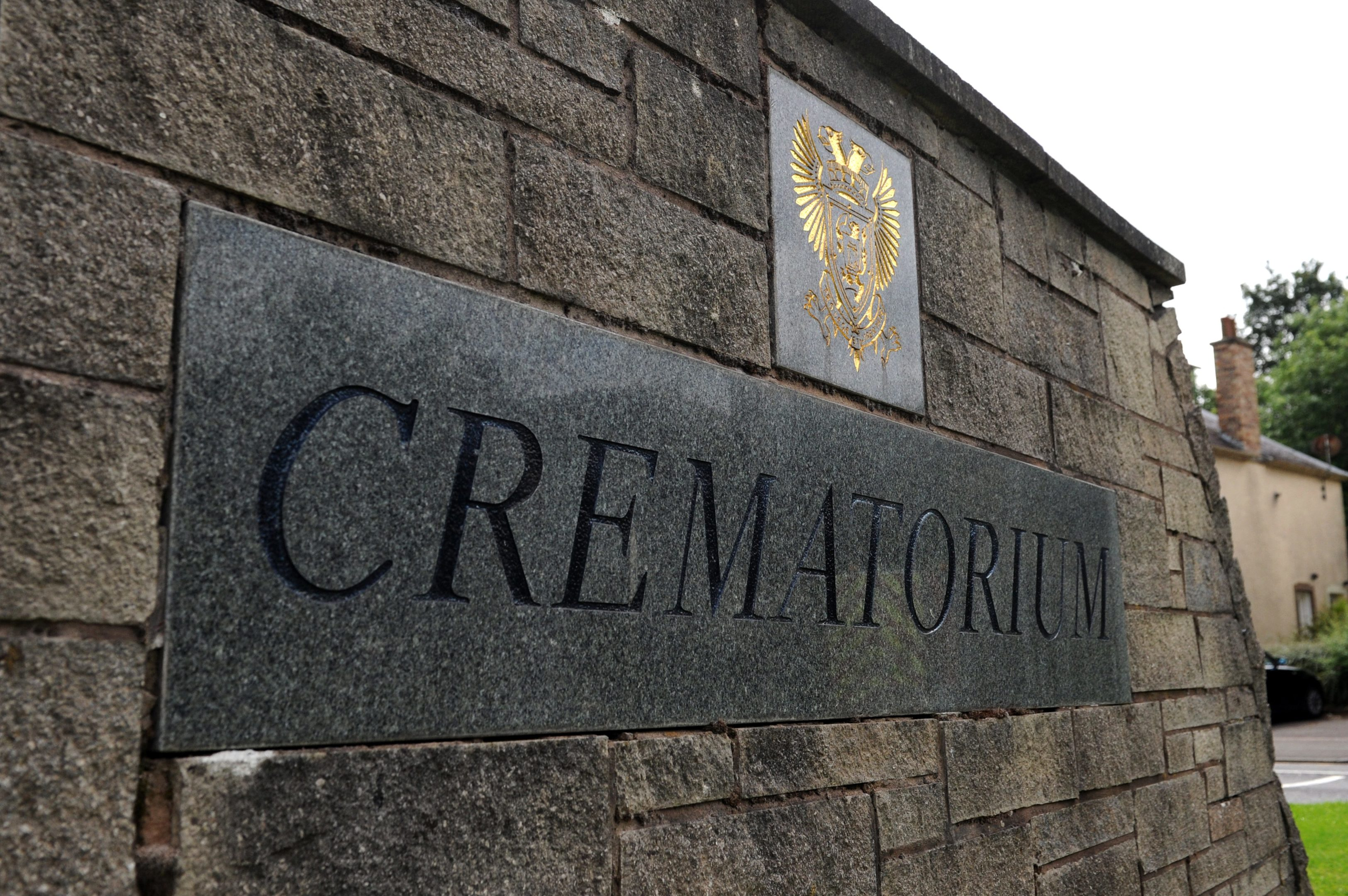 Perth Crematorium.