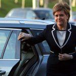 Nicola Sturgeon under fire from food bank nurse during TV debate