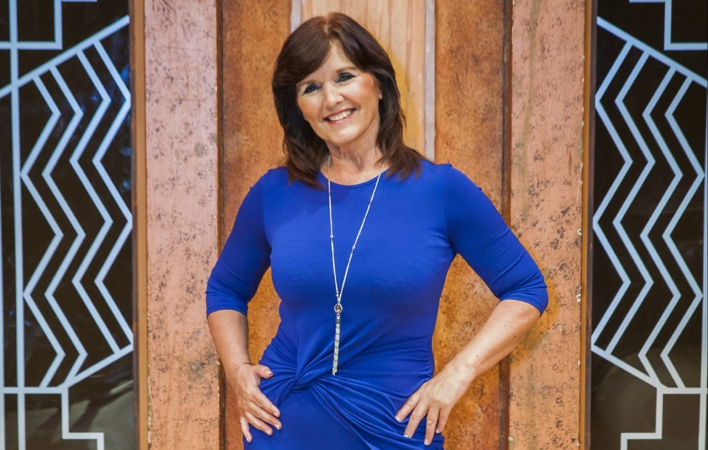 Maureen Nolan is loving taking part in the show.