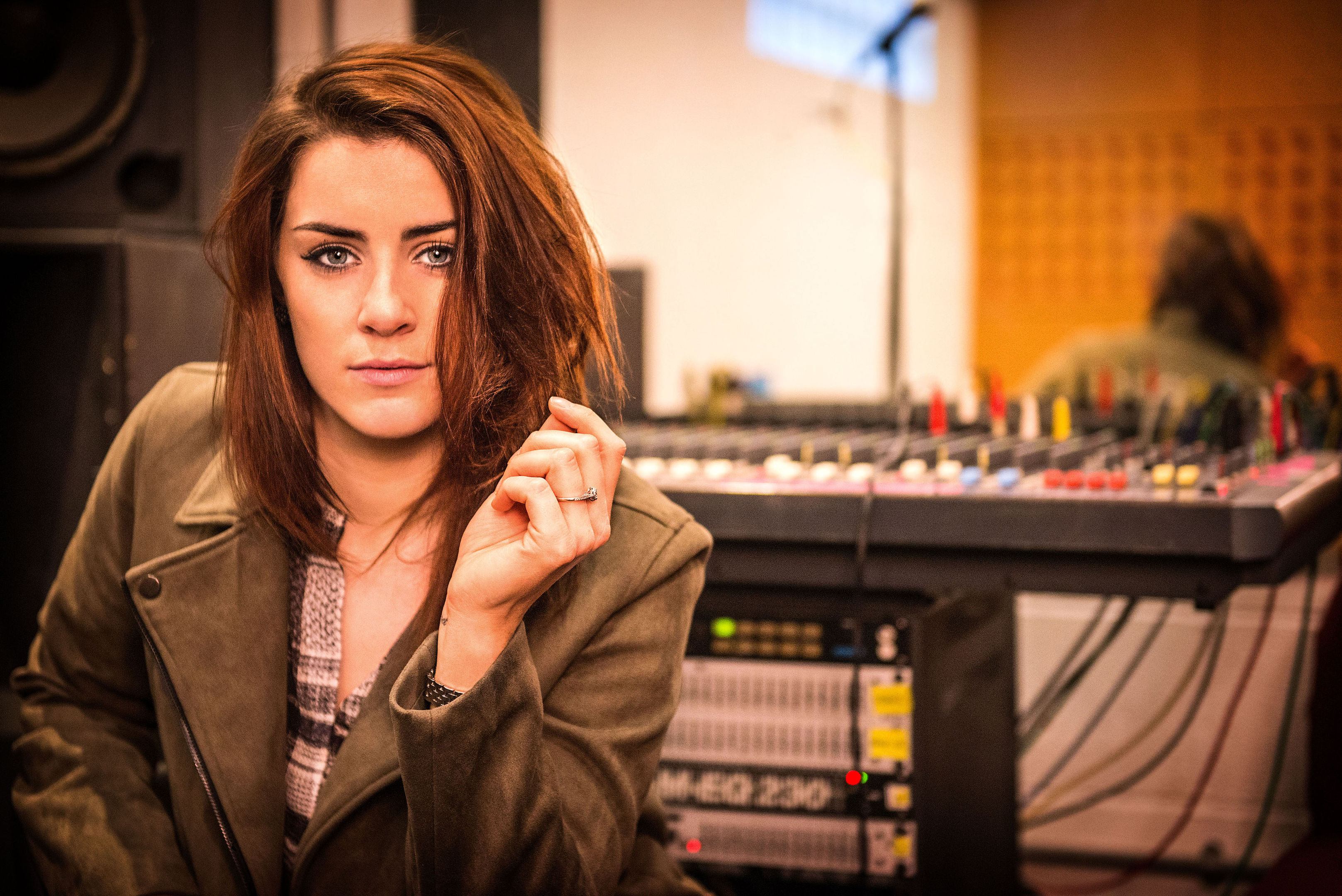 Lucie Jones will represent the United Kingdom in the Eurovision Song Contest