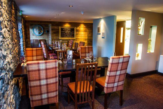Kingarroch Inn (43/50) - The Courier