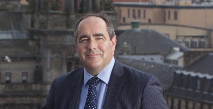 Johnston Clark, Blackadders managing partner.